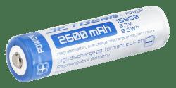 Аккумулятор JETBEAM 18650 2600 mAh