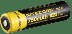 Аккумулятор NITECORE 14500 750 mAh