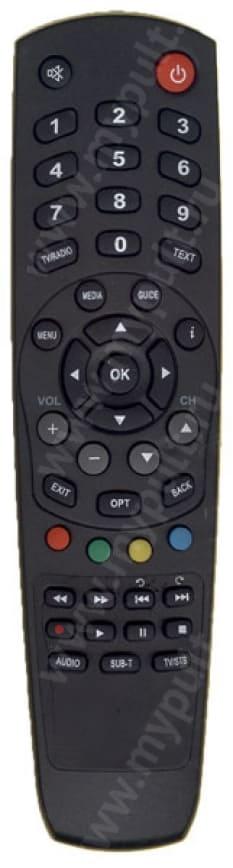 Пульт DOM RU HD5000