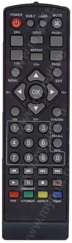 Пульт DEXP HD1810P