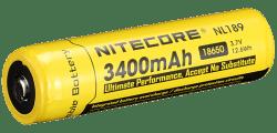 Аккумулятор NITECORE 18650 3400 mAh