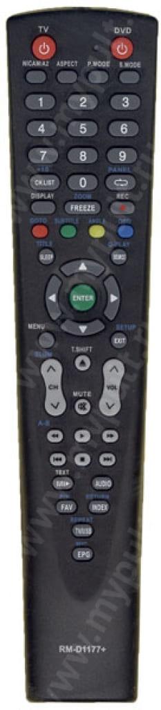Пульт  BBK RM-D1177+  Универсальный