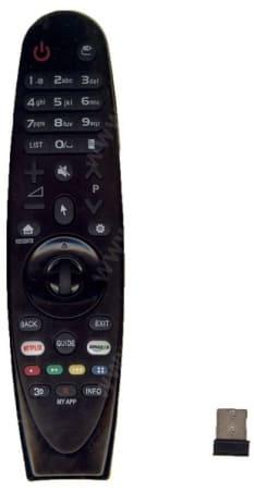 Пульт  RM-G3900 Универсальный Для TV LG SMART TOUCH